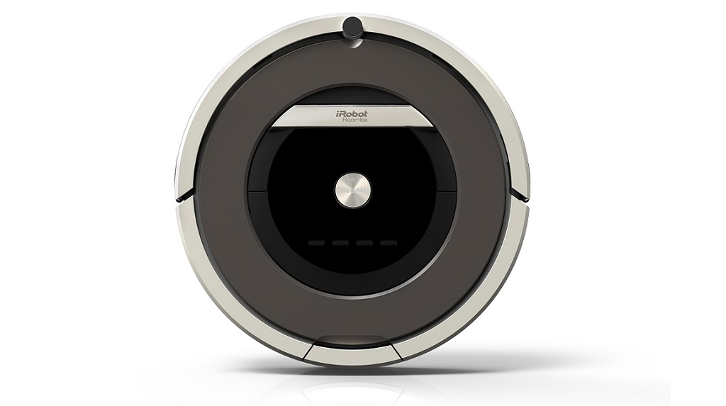 Roomba frontal