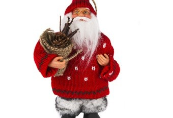 Santa Claus Colgar Bolsa PiNas