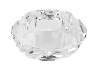 Set 3 Portavelas TeaLight Cristal