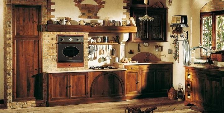 Fotos de cocinas r sticas for Cocinas de hierro antiguas