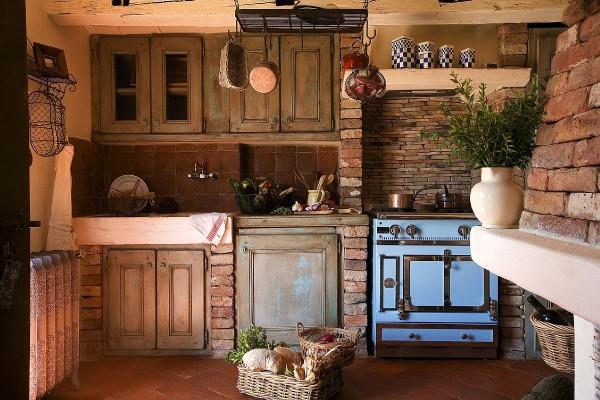 Cocinas rusticas31 - Cocinas antiguas rusticas ...