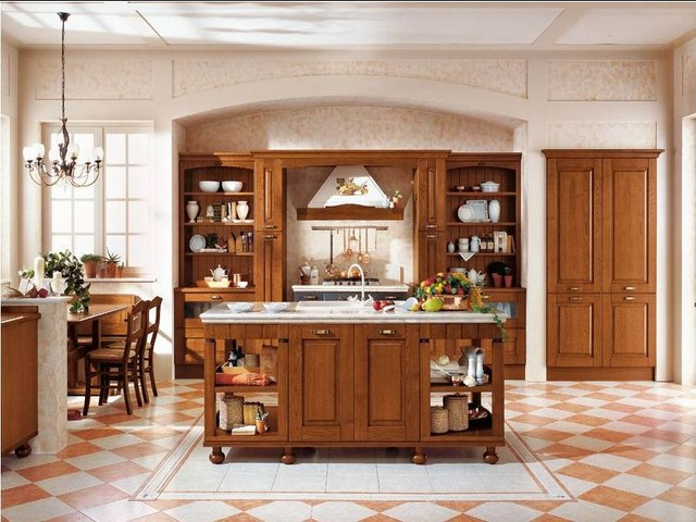 Fotos de cocinas r sticas for Ver cocinas rusticas