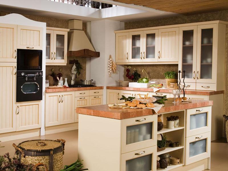 Fotos de cocinas r sticas - Fotos muebles rusticos ...