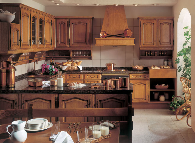 Fotos de cocinas r sticas for Cocinas antiguas