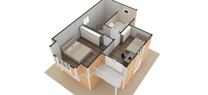 C mo construir una casa prefabricada paso a paso for Construccion de un vivero paso a paso