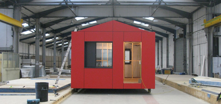 C mo construir una casa prefabricada paso a paso - Como construir tu casa ...