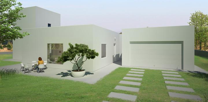 Casa de este alojamiento materiales para construir una - Precio de una casa prefabricada ...