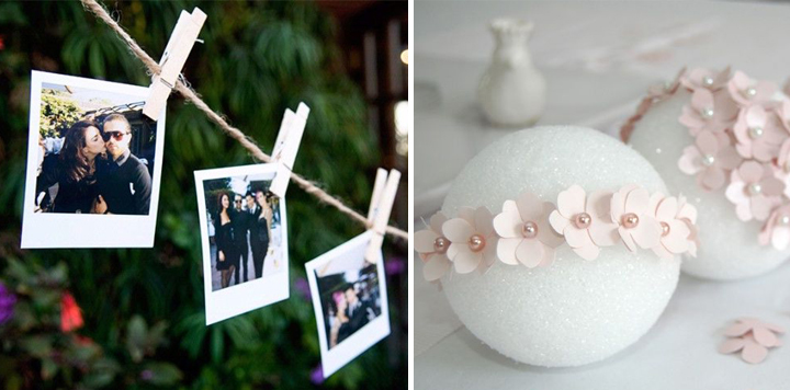 Consejos para decorar bodas