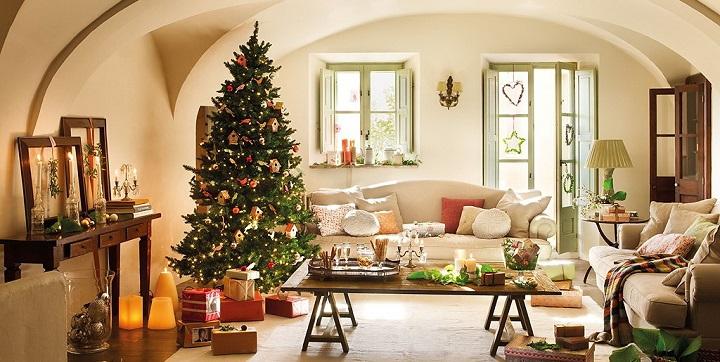 Fotos de casas decoradas para navidad - Casas decoradas en navidad ...