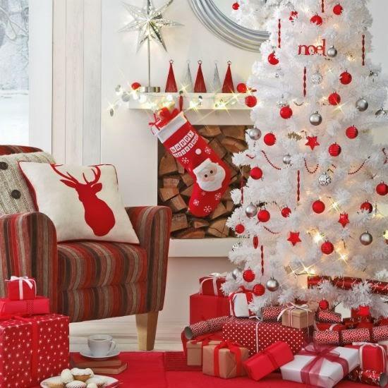 Fotos Casas Decoradas Navidad.Decorablog Revista De Decoracion
