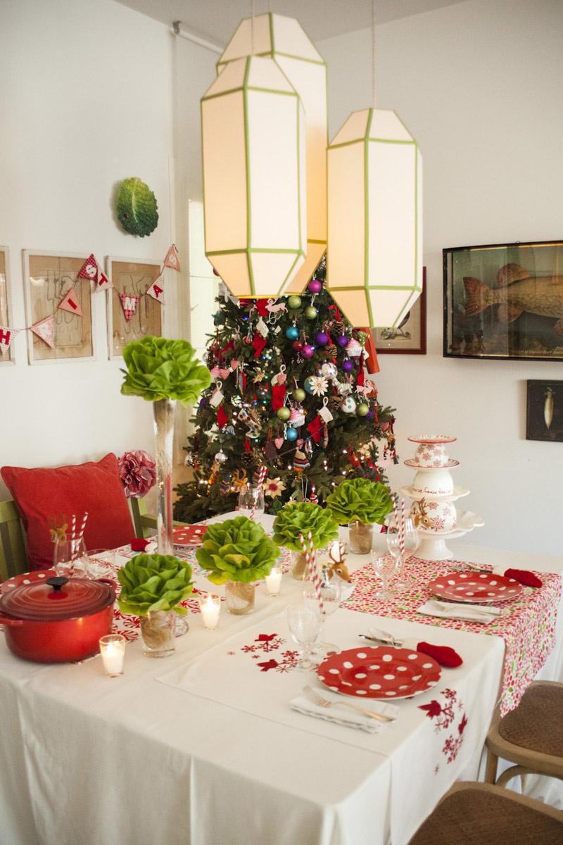 Decoracion navidad55 - Casas decoradas en navidad ...
