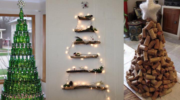 decoraci n elegante del rbol de navidad