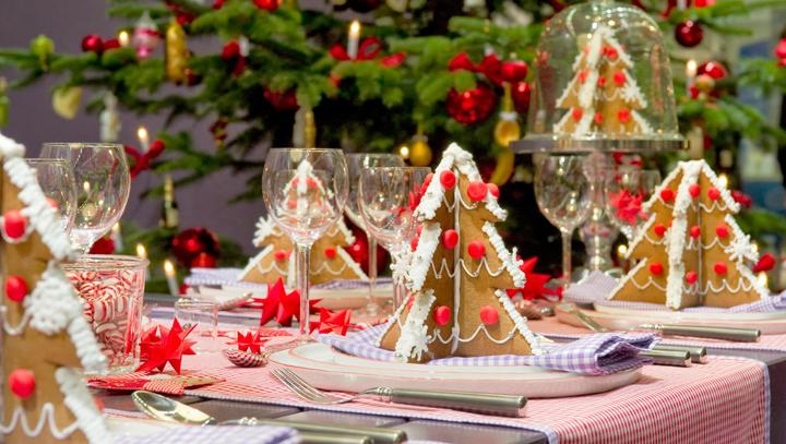 Decoracion especial para Navidad