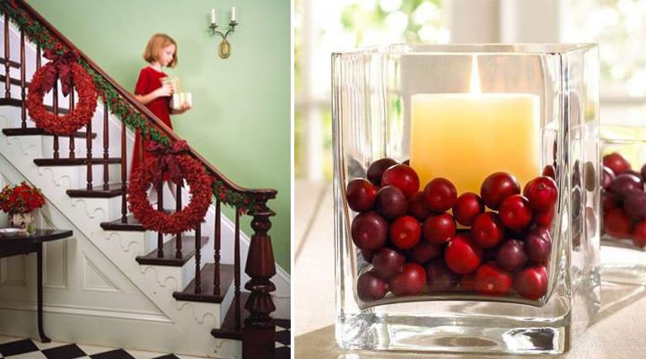 Decorablog revista de decoraci n for Decoraciones de navidad para el hogar