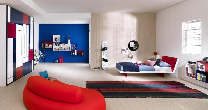 dormitorios adolescentes