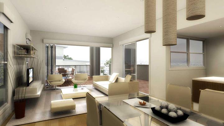 los muebles y complementos - Imagenes De Salones Decorados