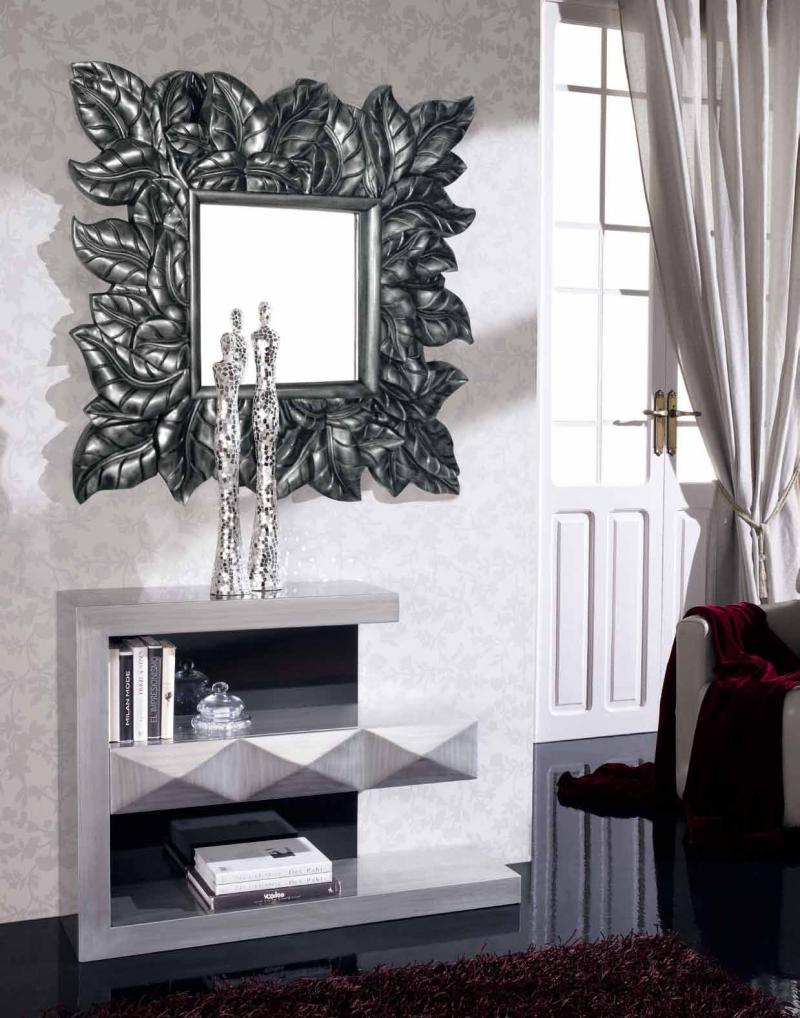 Fotos de entradas y recibidores decorados - Decorar un recibidor moderno ...