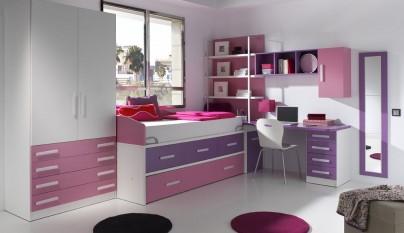 Habitaciones para adolescentes for Como decorar una habitacion moderna