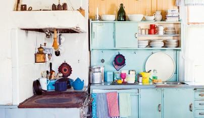 imagenes cocinas vintage24