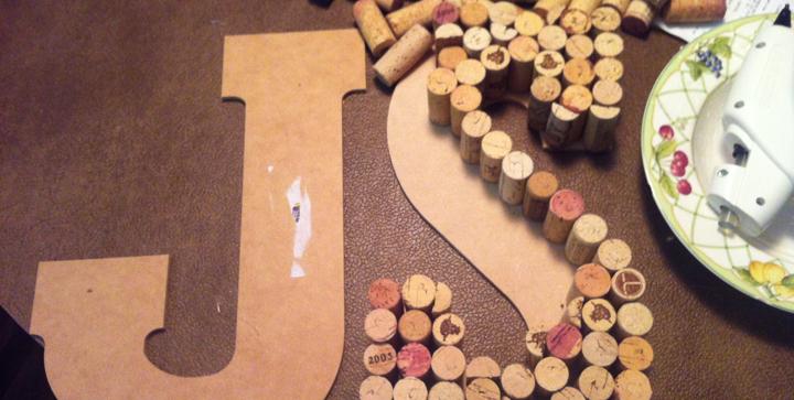 Letras de madera para decorar - Como decorar madera ...