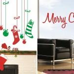 Colección de vinilos para Navidad