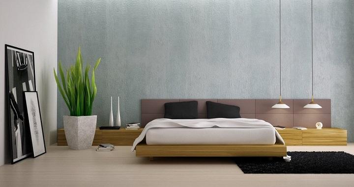 Dormitorio minimalista fotos