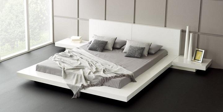 Dormitorio minimalista fotos1