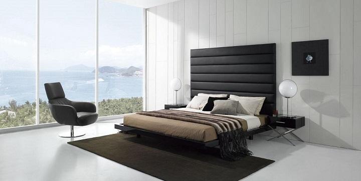 Dormitorio minimalista fotos2