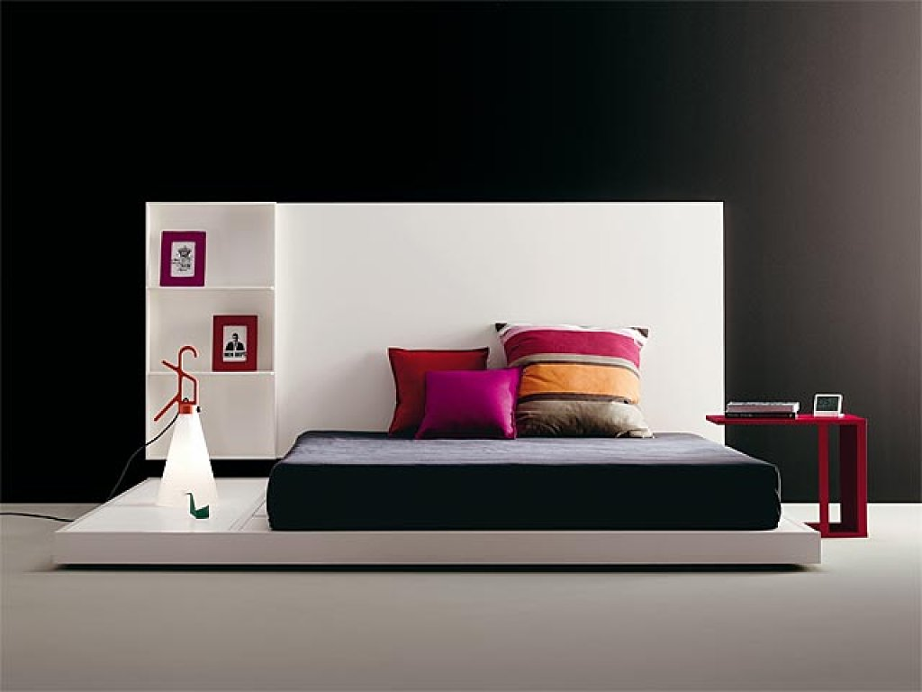 Fotos de dormitorios minimalistas for Colores minimalistas para interiores