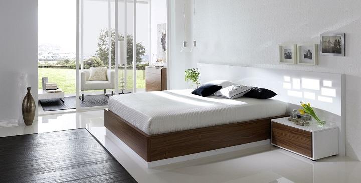 Dormitorio moderno foto1