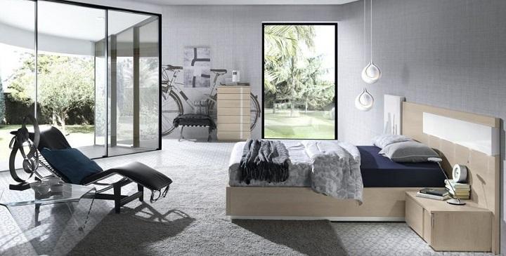 Dormitorio moderno foto3