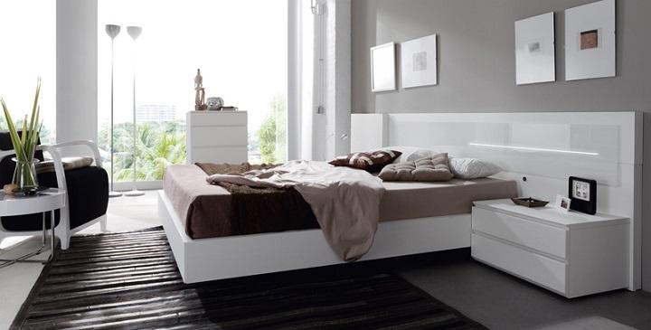 Fotos de dormitorios modernos - Dormitorios blancos modernos ...