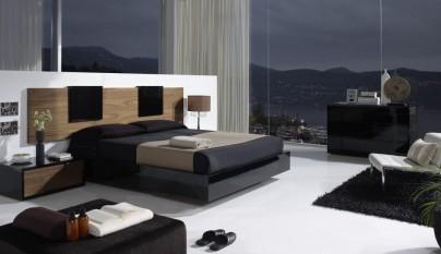 Dormitorio moderno1