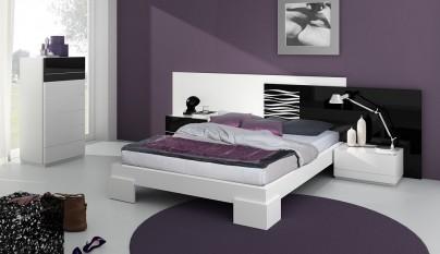 Dormitorio moderno10