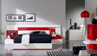 Dormitorio moderno16