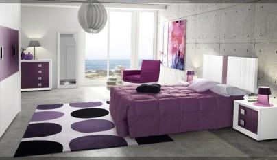 Dormitorio moderno22