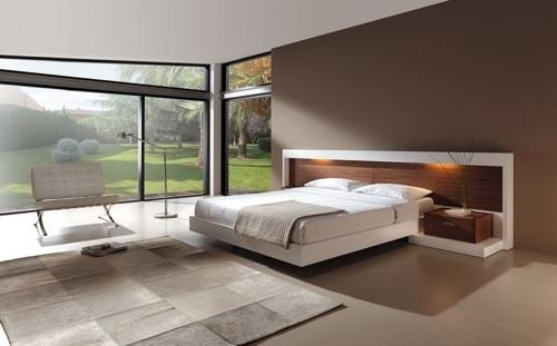 Dormitorio moderno24 - Dormitorios blancos modernos ...