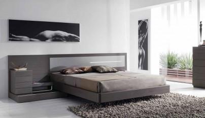 Dormitorio moderno3