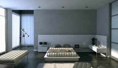 Dormitorio moderno34