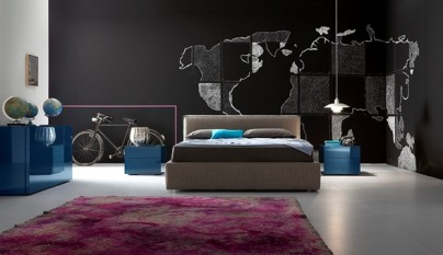 Dormitorio moderno40