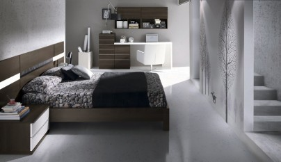 Dormitorio moderno49