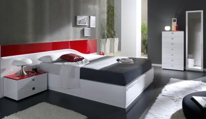 Dormitorio moderno5