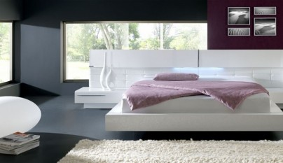 Dormitorio moderno55