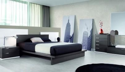 Dormitorio moderno8
