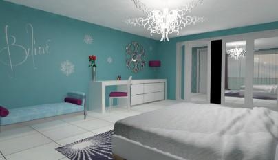 Frozen habitacion 2