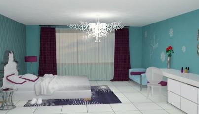 Frozen habitacion 3