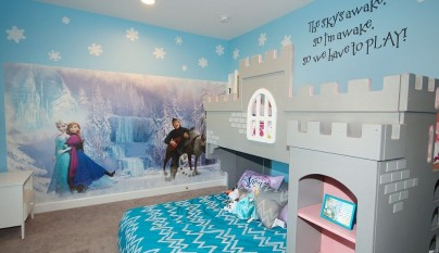 Frozen habitacion