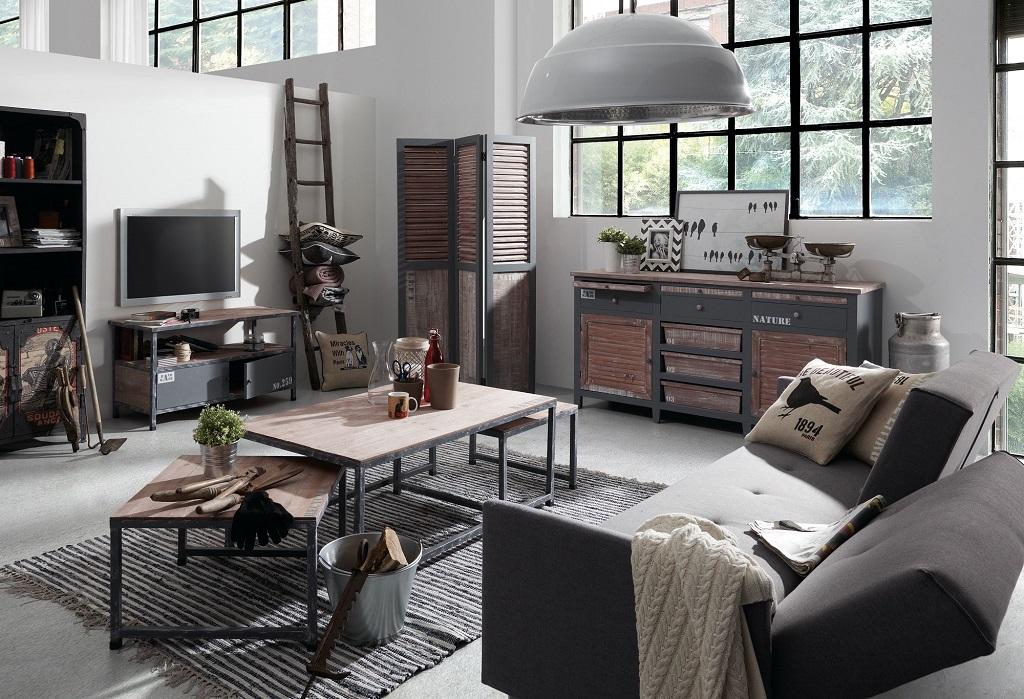 Bao Estilo Industrial Simple Estilo Industrial Moderno Muebles Bao - Muebles-de-bao-con-estilo