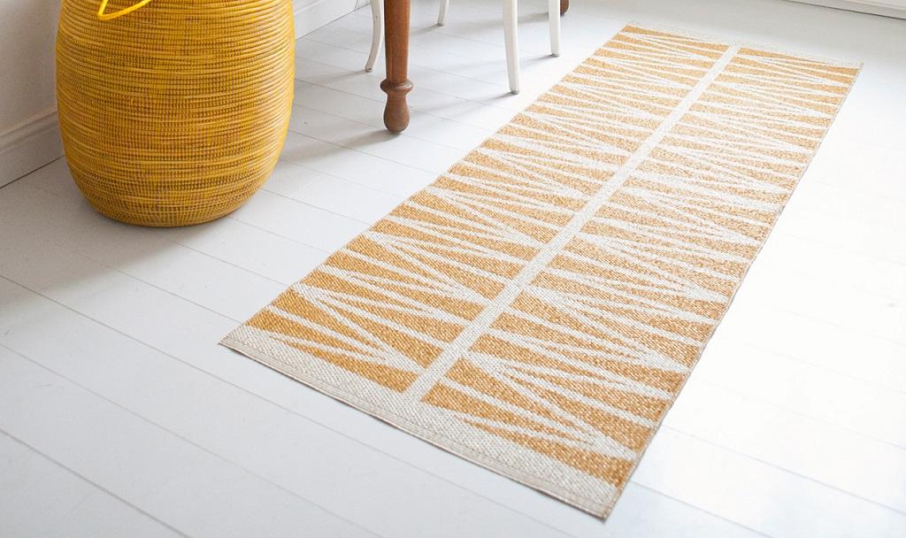 alfombras de pl stico de colores