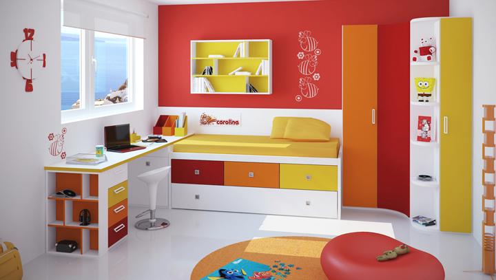 Alfombras para una habitaci n juvenil - Alfombras de habitacion ...